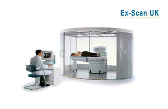 private mri scans by E-scan xq at ex scan uk